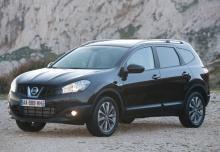 Nissan Qashqai +2 4x4 - SUV 2010