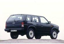 Nissan Terrano 4x4 - SUV 1991