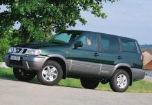 Nissan Terrano 4x4 - SUV 2002