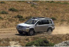 Nissan X-Trail 4x4 - SUV 2003
