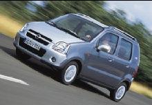Opel Agila  2003