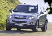 Opel Antara 4x4 - SUV 2010
