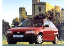 Opel Astra Berline 1991