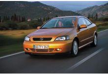 Opel Astra Coupé 2000