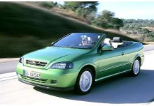 Opel Astra Cabriolet 2001
