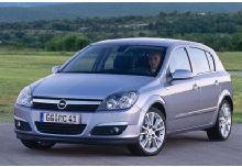 Opel Astra Berline 2004