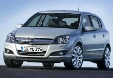 Opel Astra Berline 2008