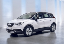 Opel Crossland X 4x4 - SUV 2017