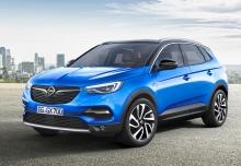Opel Grandland x 4x4 - SUV 2017