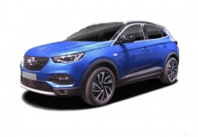 Opel Grandland x 4x4 - SUV 2018