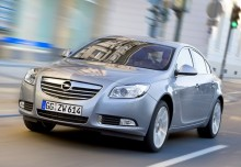 Opel Insignia Berline 2011