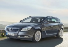 Opel Insignia Break 2012
