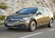 Opel Insignia Break 2014