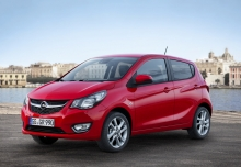 Opel Karl Berline 2015