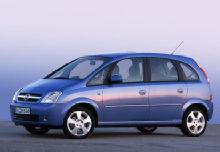 Opel Meriva Monospace 2009