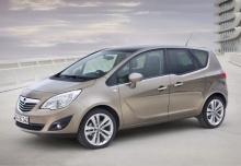 Opel Meriva Monospace 2010