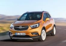 Opel Mokka 4x4 - SUV 2016
