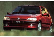 Peugeot 106 Berline 1999