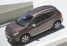 Peugeot 2008 4x4 - SUV 2013