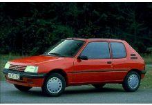 Peugeot 205 Berline 1983