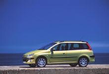 Peugeot 206 SW Break 2002