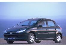 Peugeot 206 Berline 1998