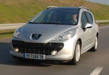 Peugeot 207 SW Break 2009