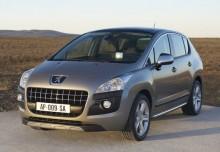 Peugeot 3008 Monospace 2012