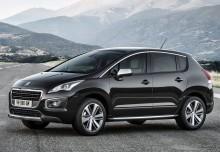 Peugeot 3008 Monospace 2015