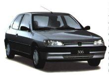 Peugeot 306 Berline 1996
