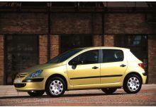 Peugeot 307 Berline 2001