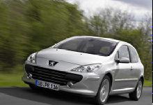 Peugeot 307 Véhicule de société 2007