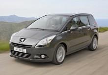 Peugeot 5008 Monospace 2013