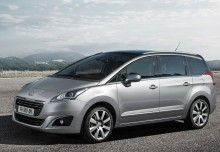 Peugeot 5008 Monospace 2015