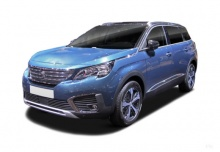 Peugeot 5008 4x4 - SUV 2016