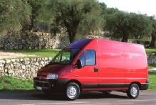 Peugeot Boxer Fourgon 2005