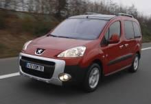 Peugeot Partner Tepee Monospace 2013