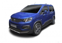 Peugeot Rifter Monospace 2018