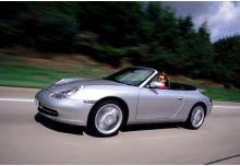 Porsche 911 (996) Cabriolet 1998