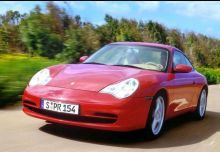 Porsche 911 (996) Coupé 2001