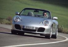 Porsche 911 (996) Cabriolet 2003