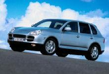 Porsche Cayenne 4x4 - SUV 2003