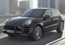 Porsche Macan 4x4 - SUV 2015
