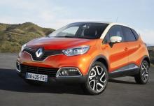 Renault Captur 4x4 - SUV 2013