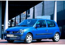 Renault Clio II Berline 2002