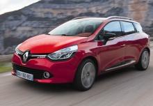 Renault Clio IV Estate Break 2016