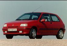 Renault Clio Berline 1992