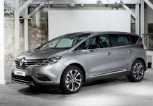 Renault Espace Monospace 2014