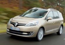 Renault Grand Scénic III Monospace 2015