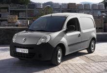 Renault Kangoo Express Fourgon 2011